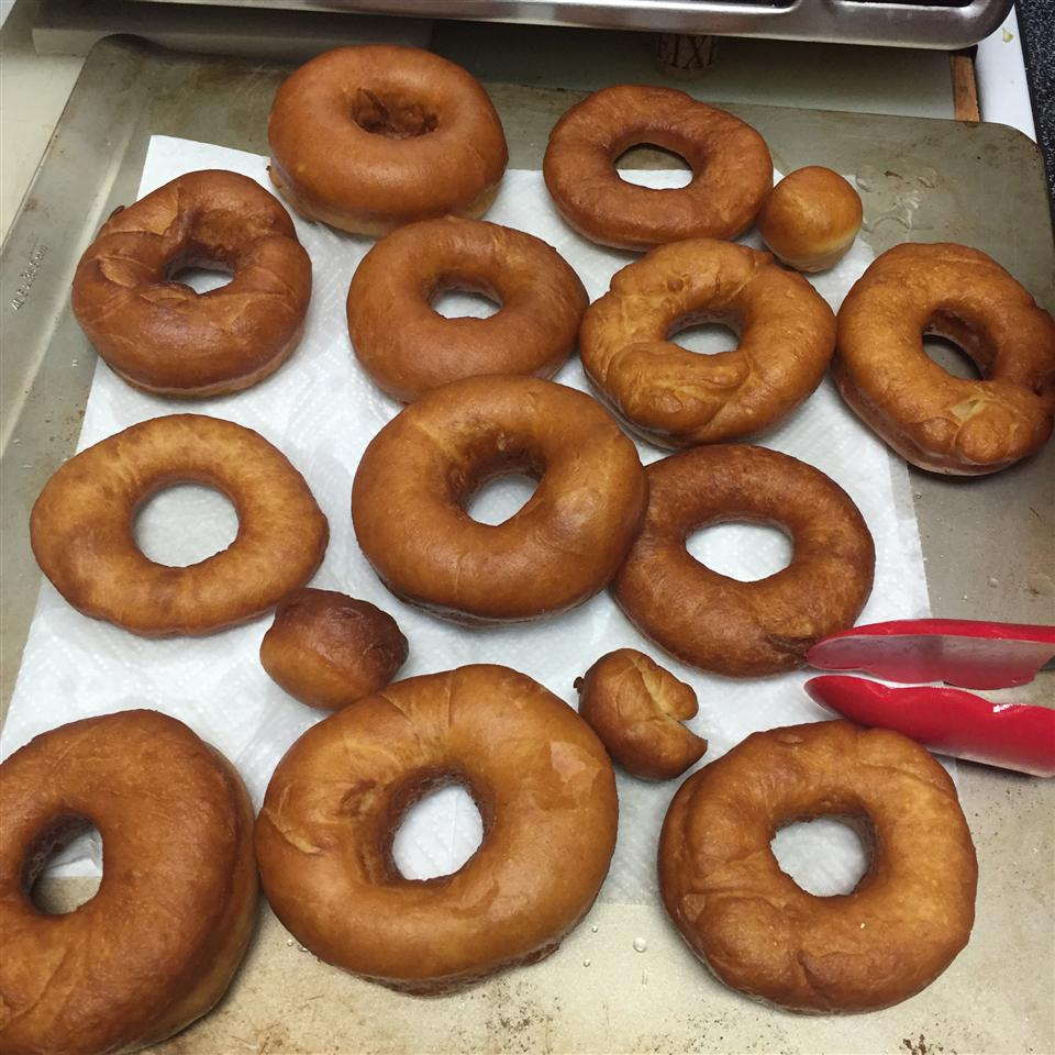 My Mom's Raised Doughnuts