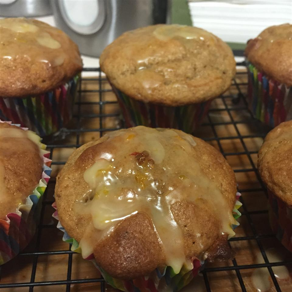 Lemon Yogurt Muffins Tracy Cheney