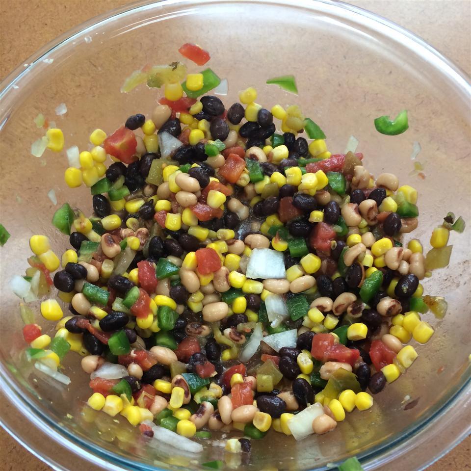 Spicy Bean Salsa Chris Weselovs