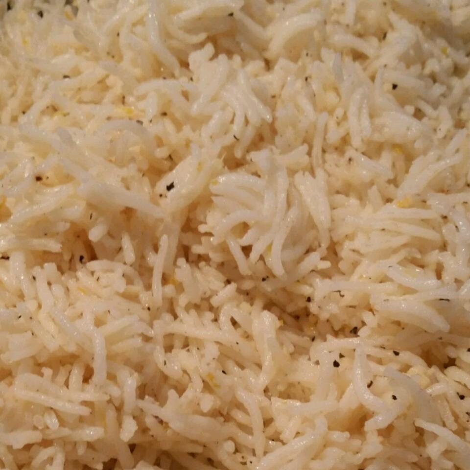 Lemon Basmati Rice Shannon Powers Retherford