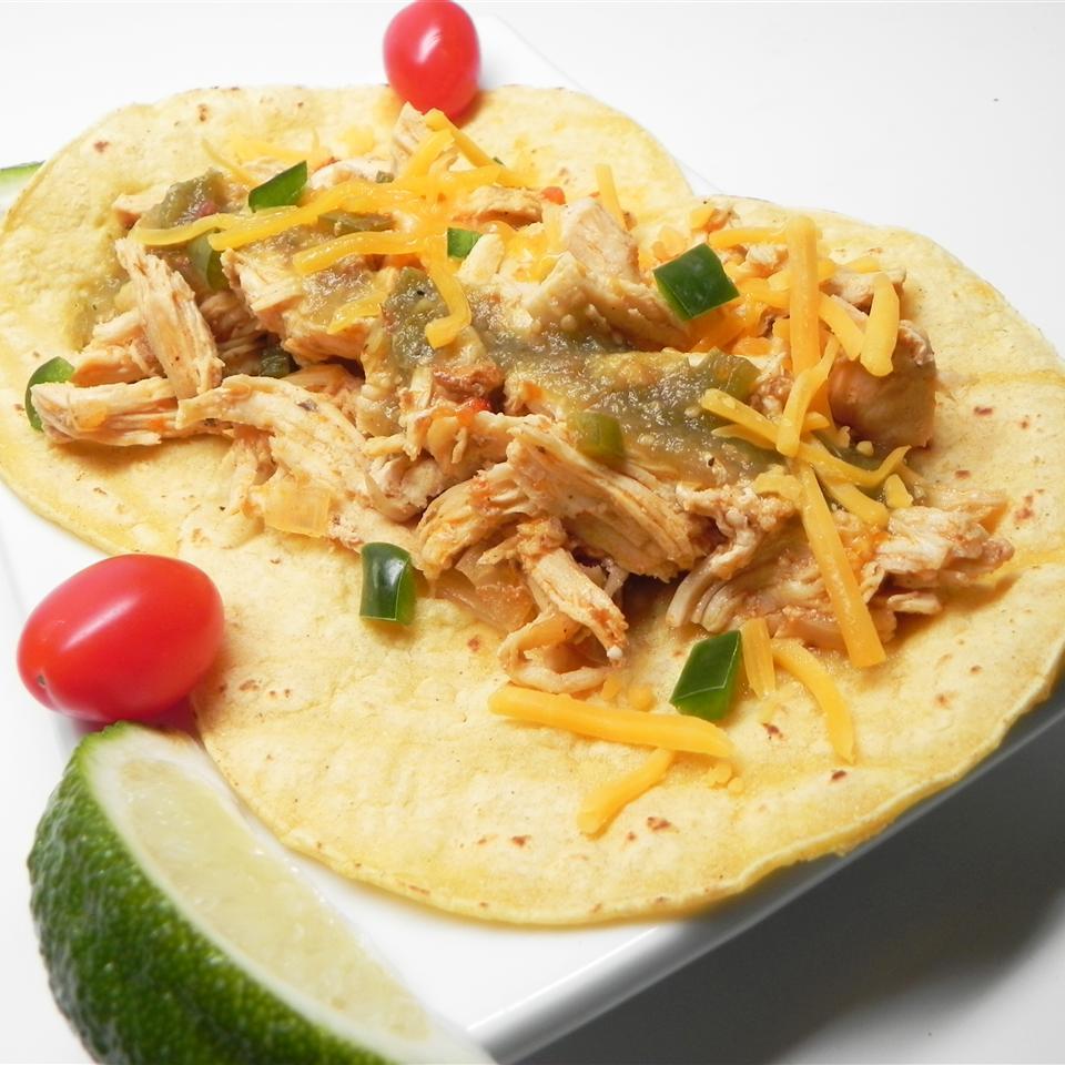 Shiner® Bock Shredded Chicken Tacos