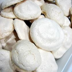 Authentic French Meringues