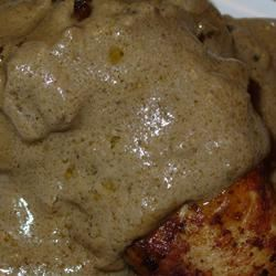 Raspberry Vinegar Chicken Breasts ladybuggs5224