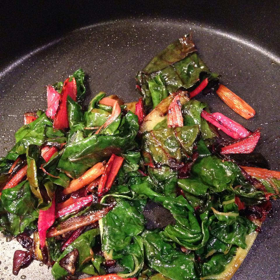 Sweet and Spicy Swiss Chard holly