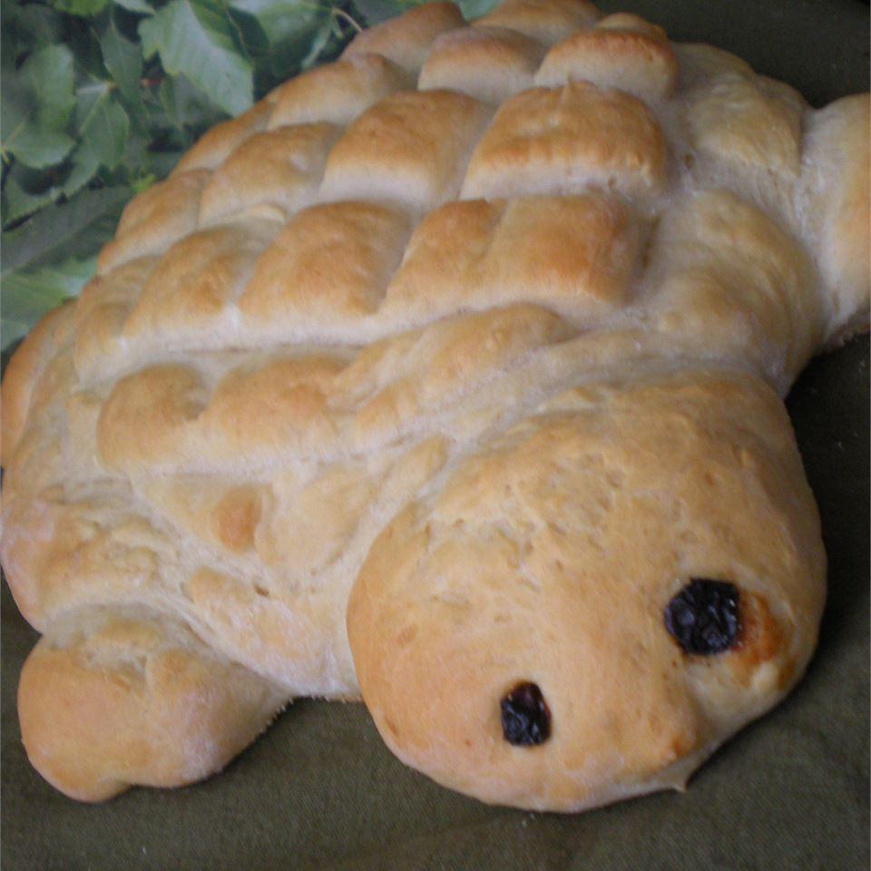 Turtle Bread TheBritishBaker