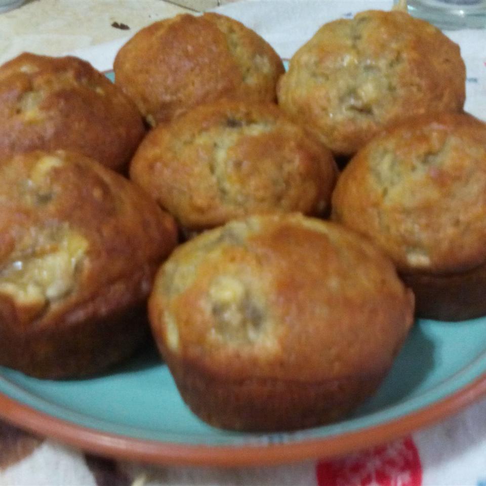 Easy Banana Muffins Marina lnnes