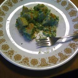 Creamed Peas and New Potatoes vadener
