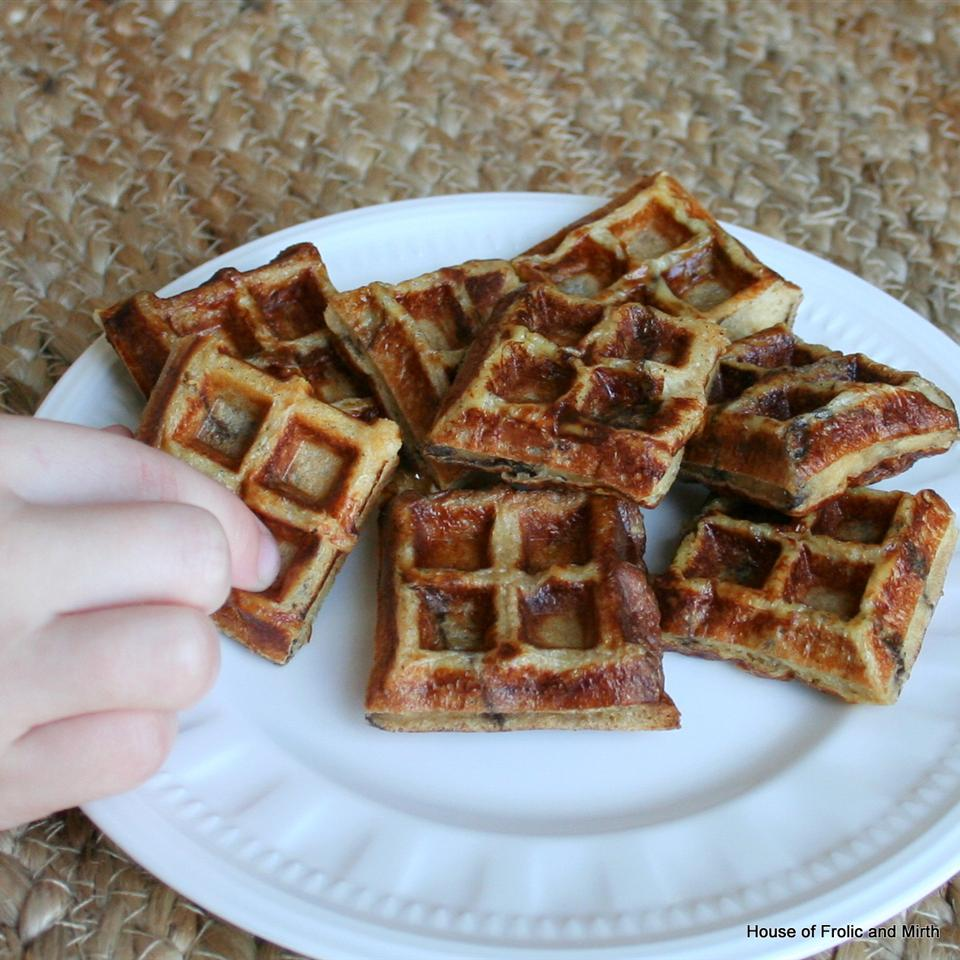 Easy French Toast Waffles Jennifer Baker