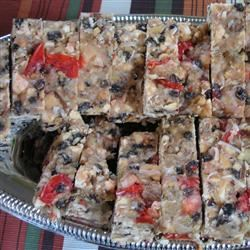Ice Box Fruitcake Marcie Killian
