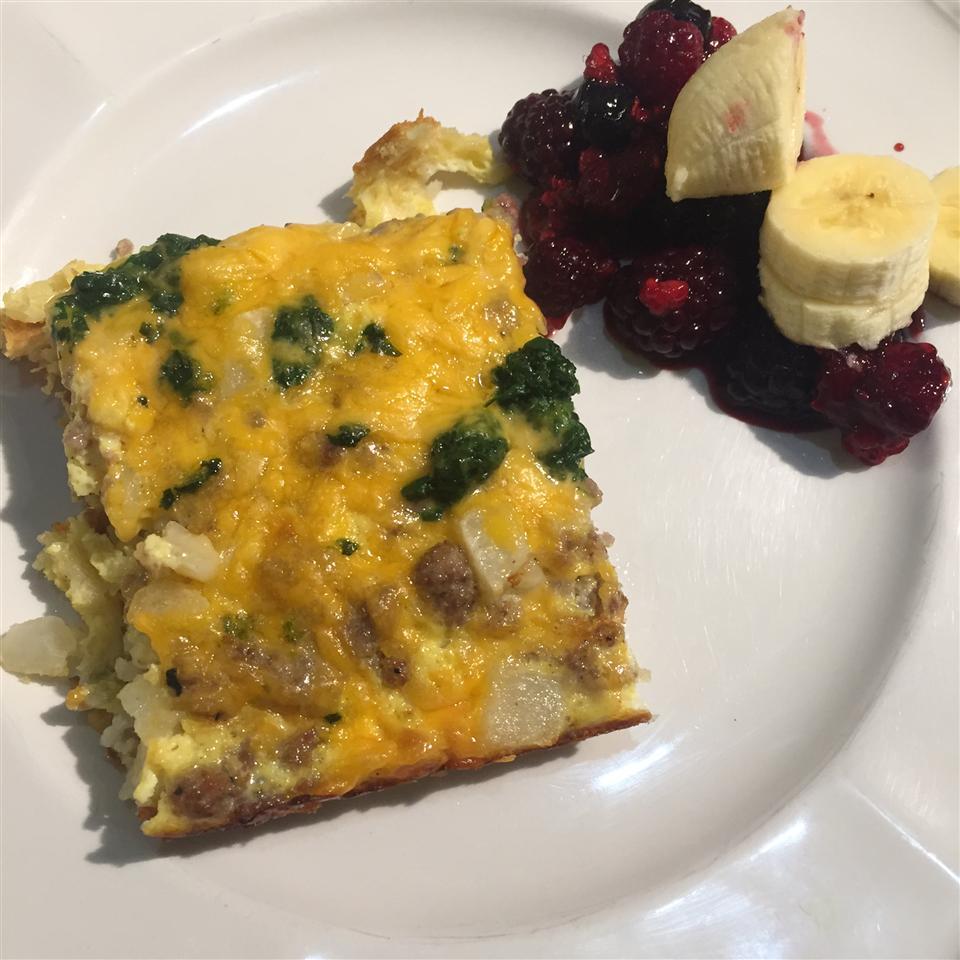 Best Breakfast Casserole DH Chef