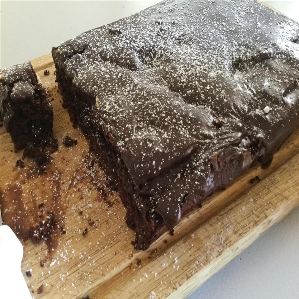 Ooey-Gooey Fudgy Brownies