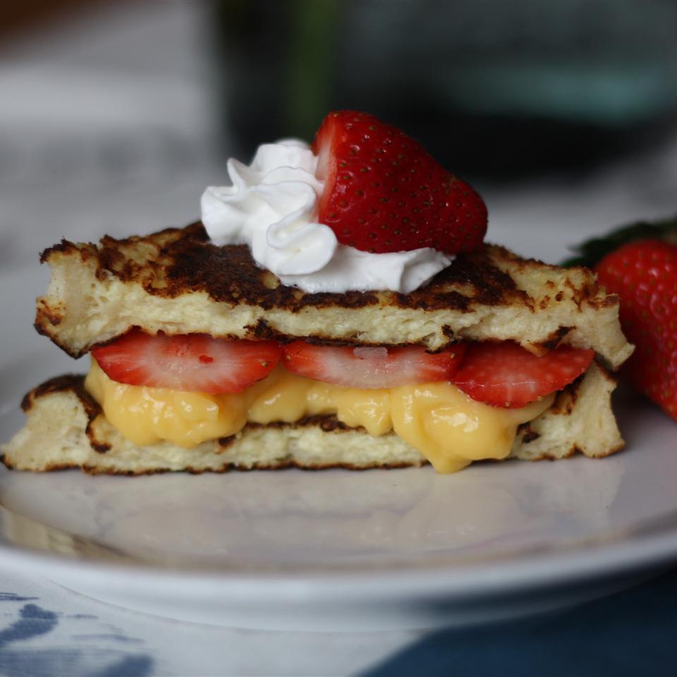 French Toast Sandwich sanzoe