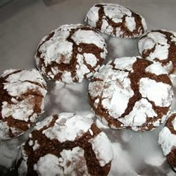 Super Duper Chocolate Cookies