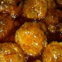 Cajun Appetizer Meatballs lovestohost