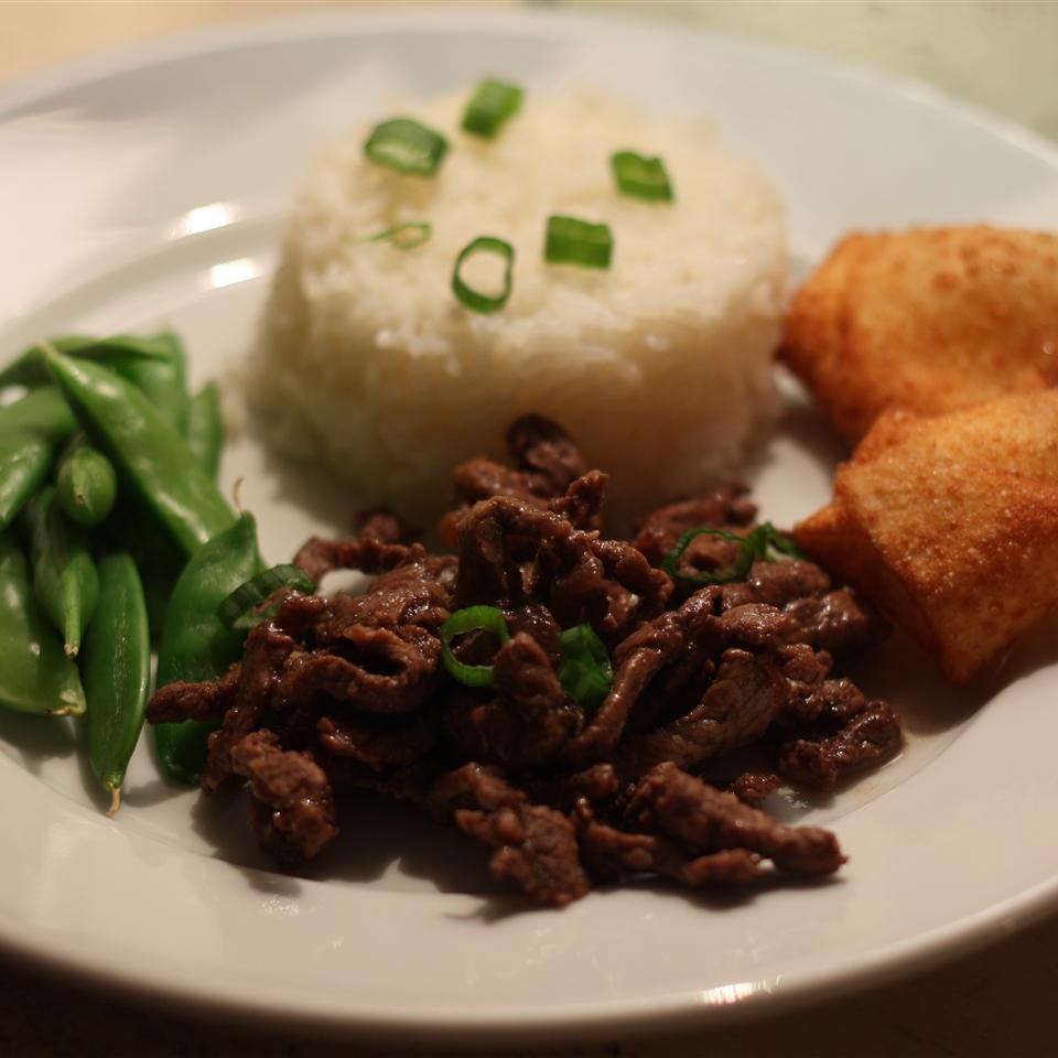Easy Bulgogi (Korean BBQ Beef) sanzoe