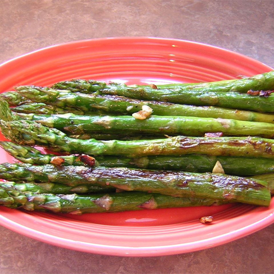 Grilled Asparagus Emily