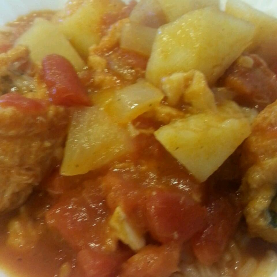 Kerr Lake Catfish Stew