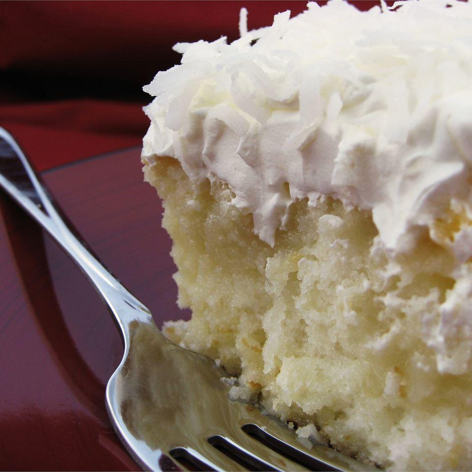 Coconut Poke Cake