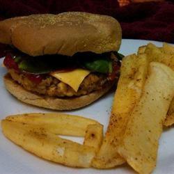 All-Star Veggie Burger