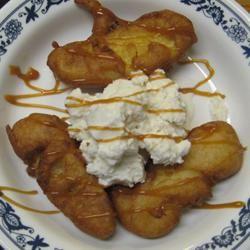 Thai Fried Bananas DJ