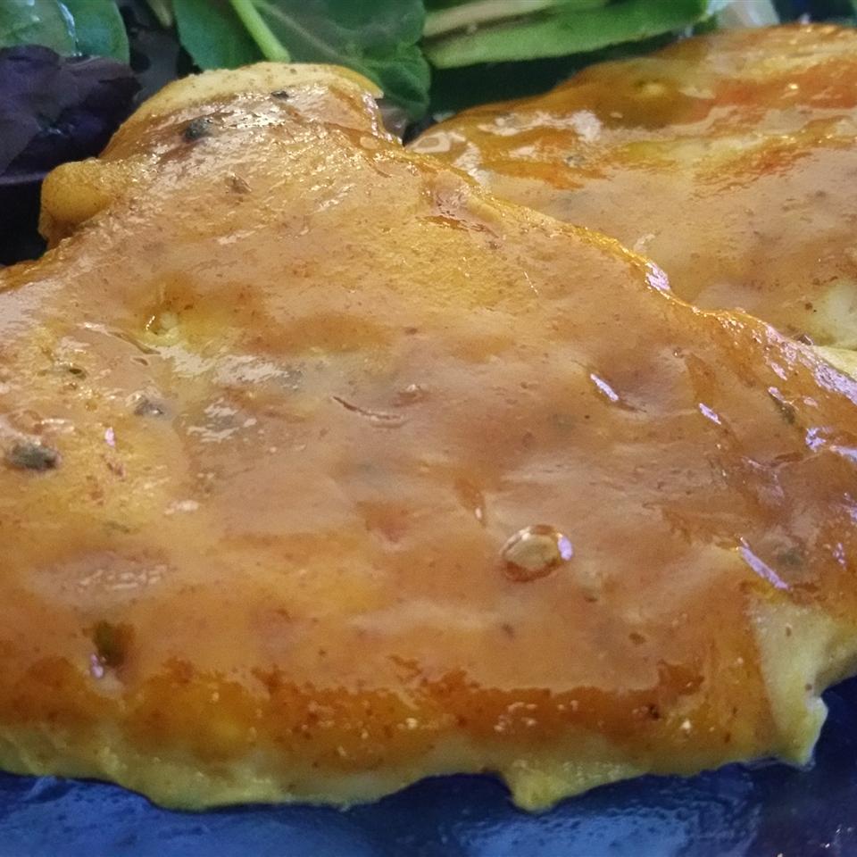 Baked Honey Mustard Chicken Jeri Garner