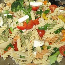 Italian Pasta Salad DJ