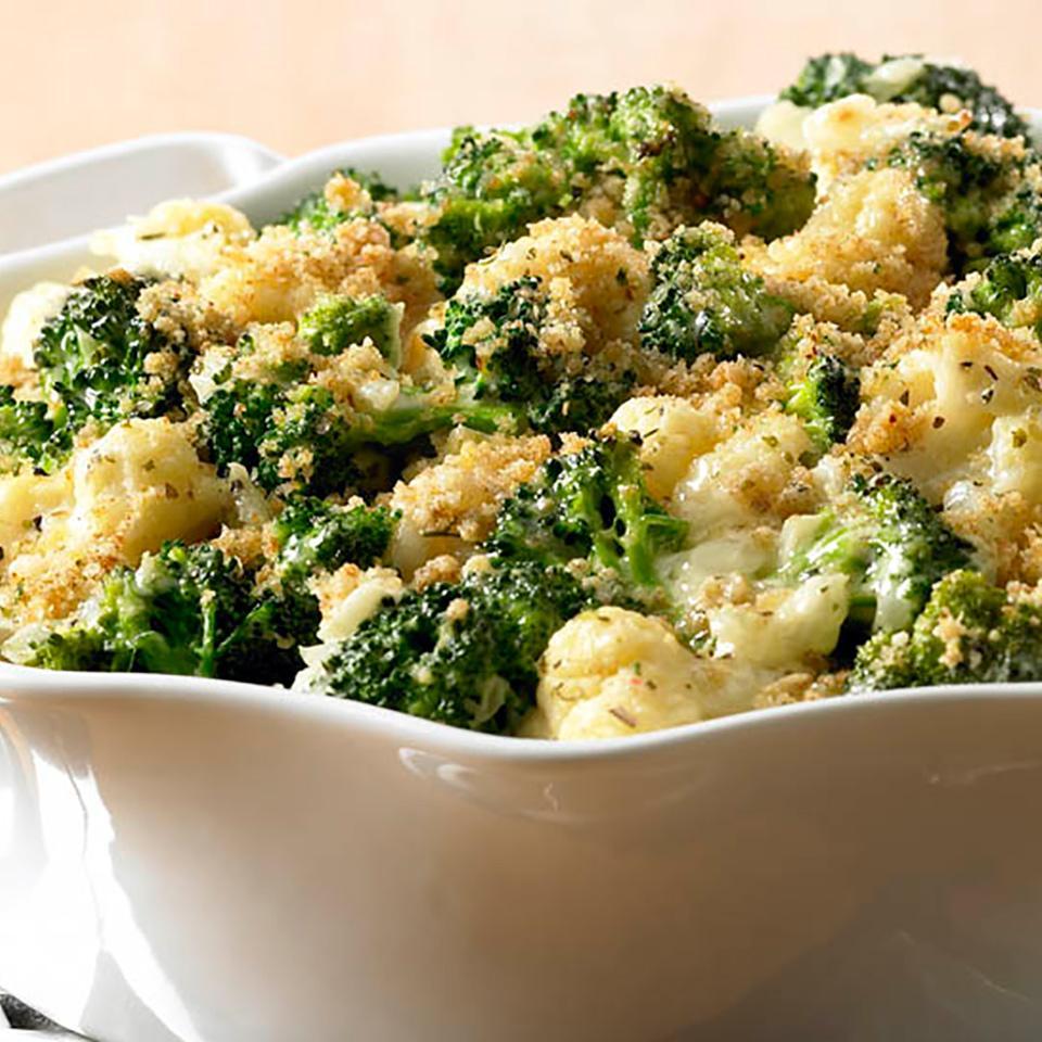 Broccoli Cauliflower Casserole from McCormick®