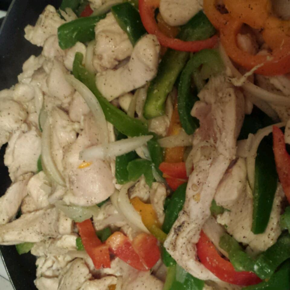 Chicken Fajitas from Mazola® Abel W. Rodriguez