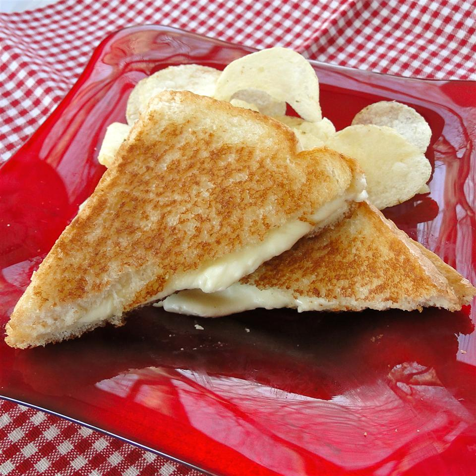 Grilled Cheese De Mayo SHORECOOK