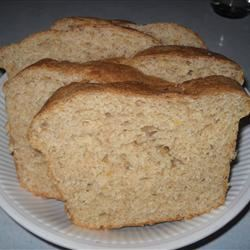 Dilly Cheese Wheat Bread MAGGIE MCGUIRE