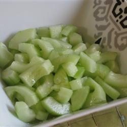 Cucumber Sunomono Fit&Healthy Mom