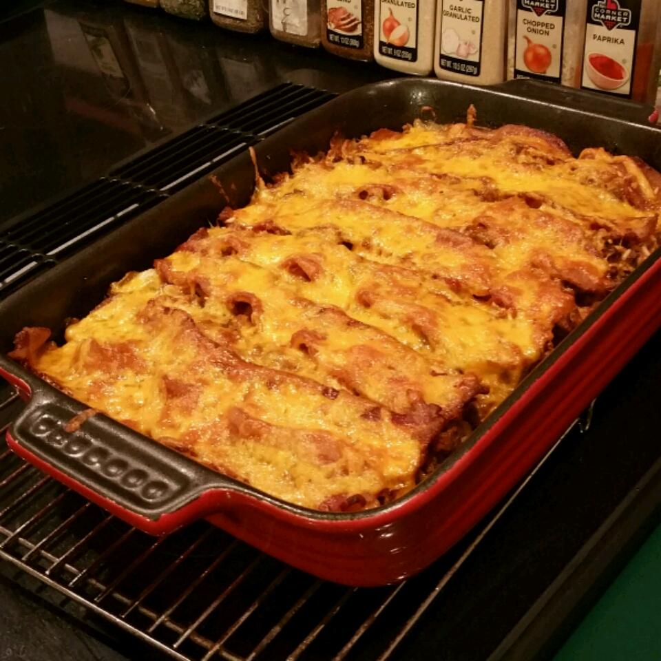 Easy Cabbage Roll Casserole