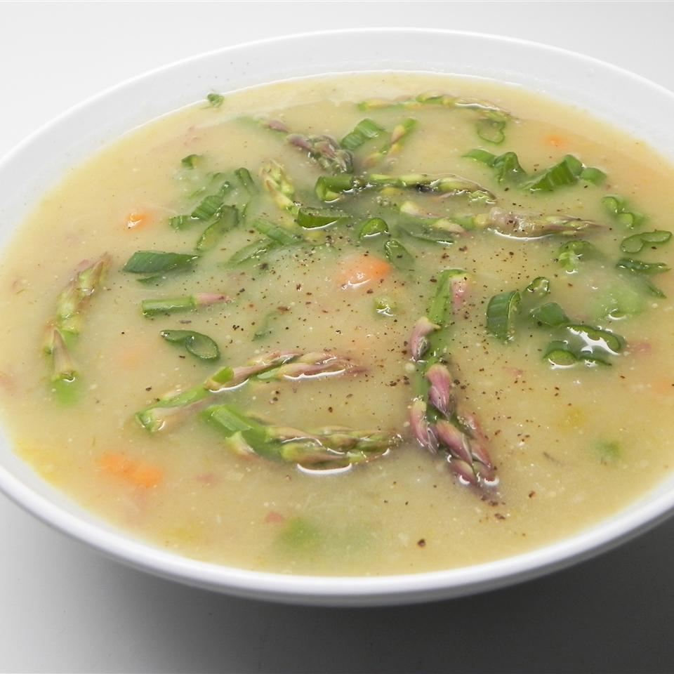 Masala Cabbage Soup