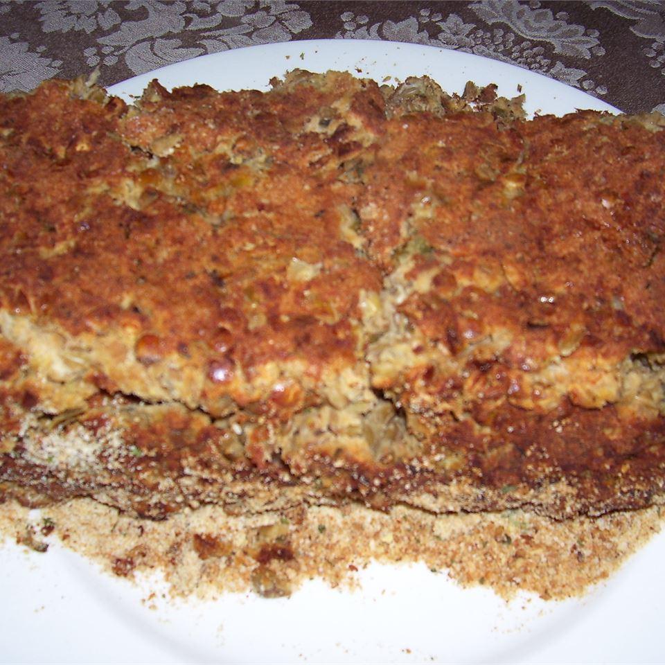 Lentil Loaf spidermonkey555