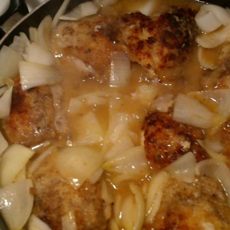 Soul Smothered Chicken Tamara Cooper