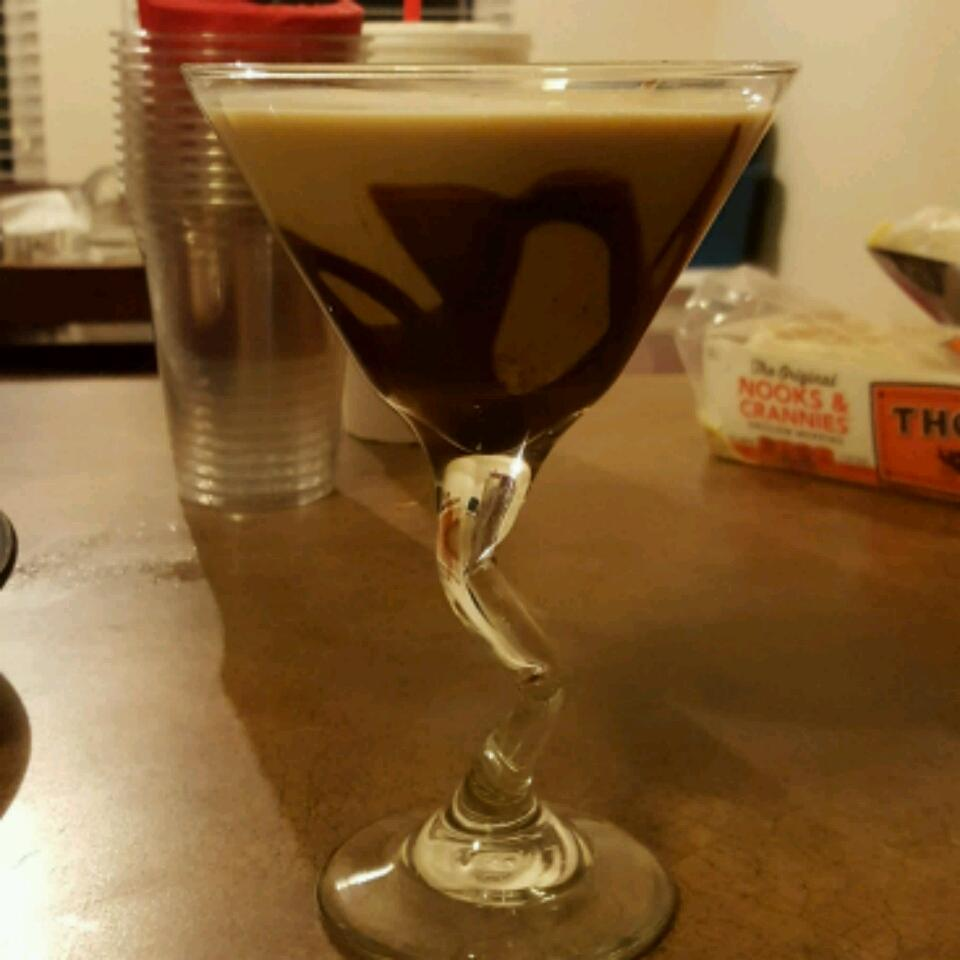 Chocolate Martini Cocktail BlondieGirl