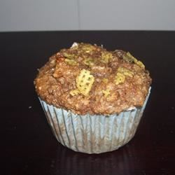 Poppy Seed and Banana Muffins Jessica