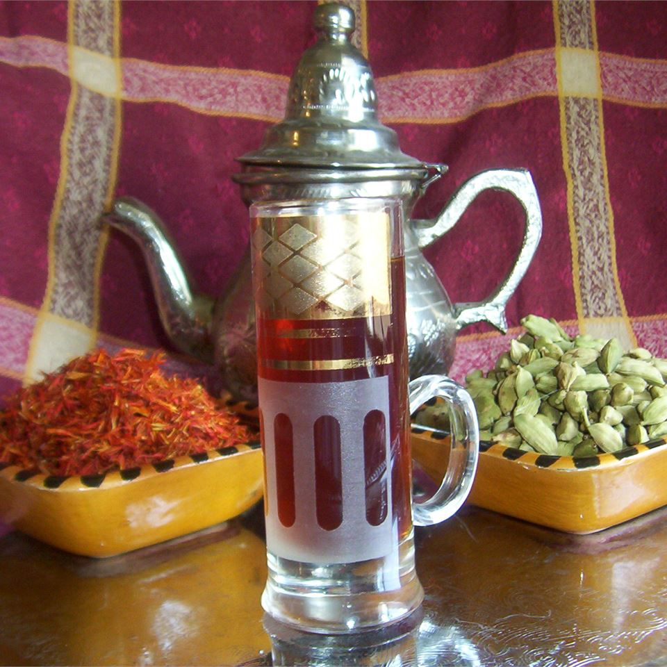 Kuwaiti Traditional Tea MERKA2125