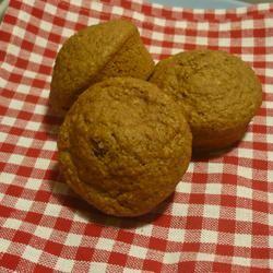 Oat Applesauce Muffins pbfanRach