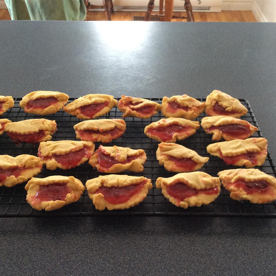 Cornmeal Sugar Cookies Anne Rideout