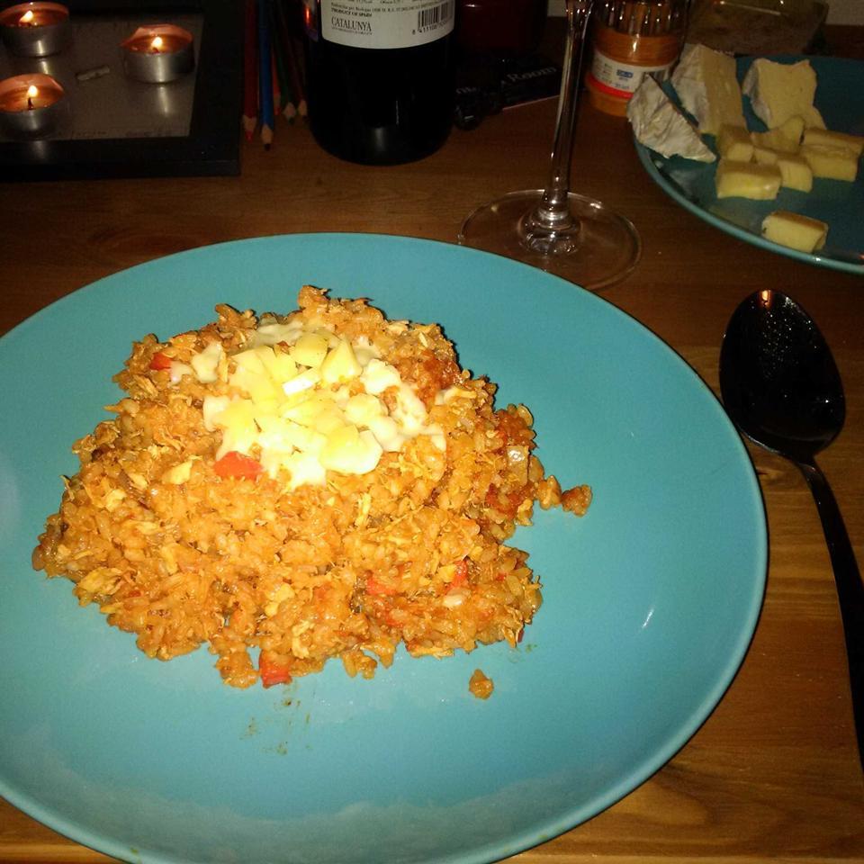 Del Rio's Mexican Rice Kirill Shmelev