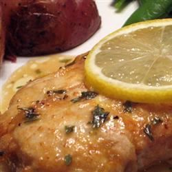 Rich Herb and Lemon Chicken nicole1212
