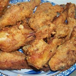Firecracker Fried Chicken Drumsticks