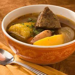 Cazuela de Vaca (Beef and Pumpkin Stew) Trusted Brands