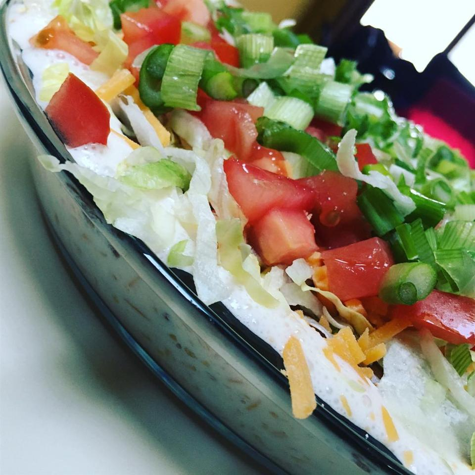 7-Layer Chili Dip lovestohost