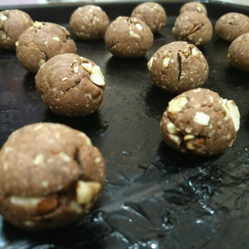 Austrian Chocolate Balls