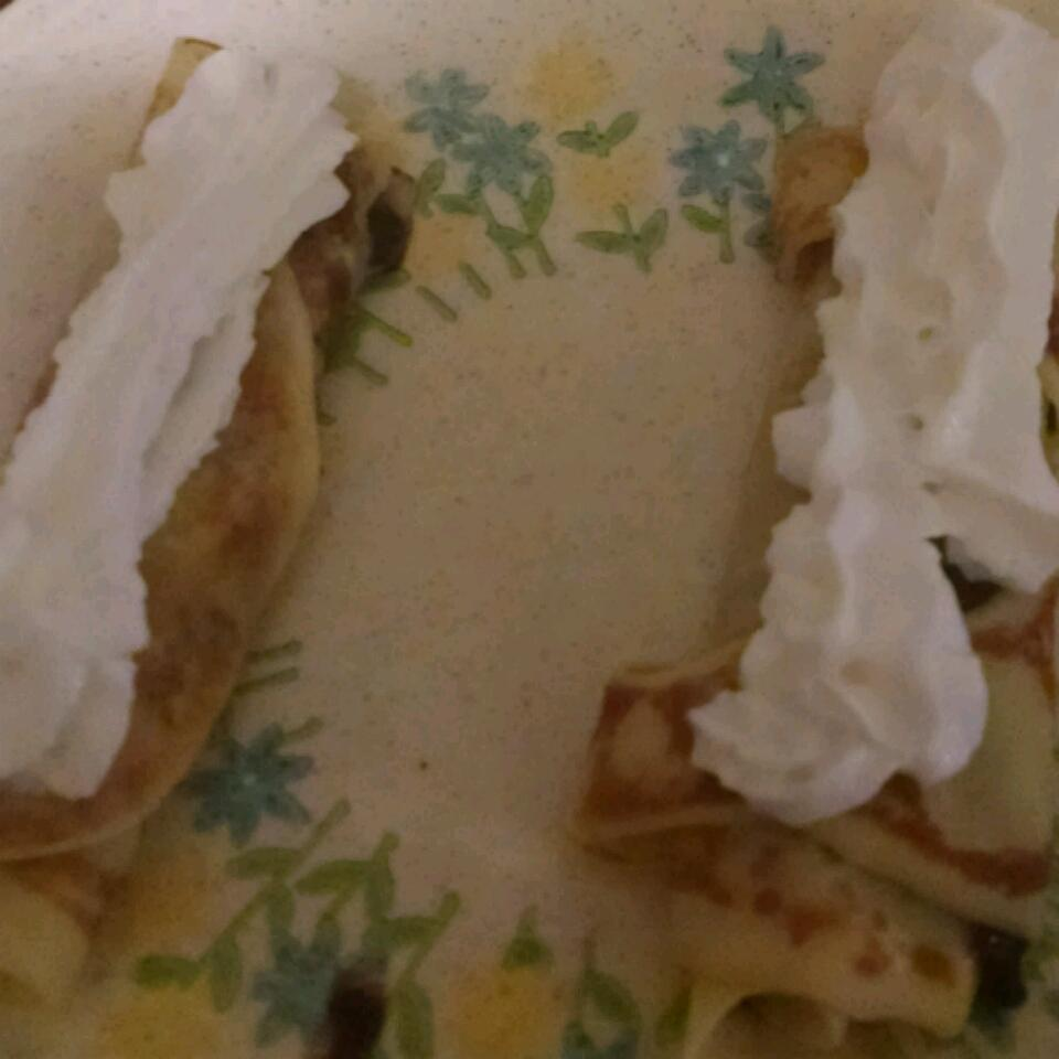 Fluffy Swedish Pancakes