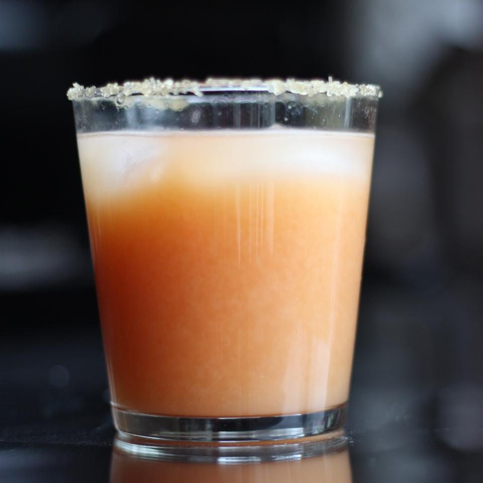 Lauren's Grapefruit Margaritas