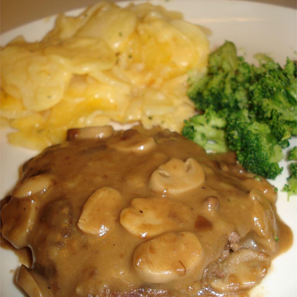 Sorta Salisbury Steak Melissa A.