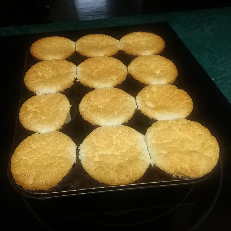 Angel Food Cupcakes Sharen Clark